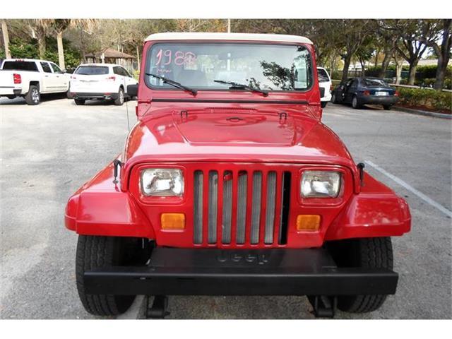 1988 Jeep Wrangler | 778544