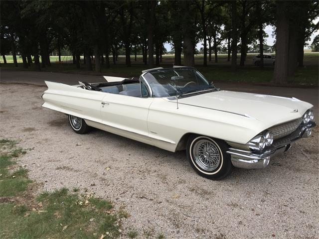 1961 Cadillac Series 62 | 778548