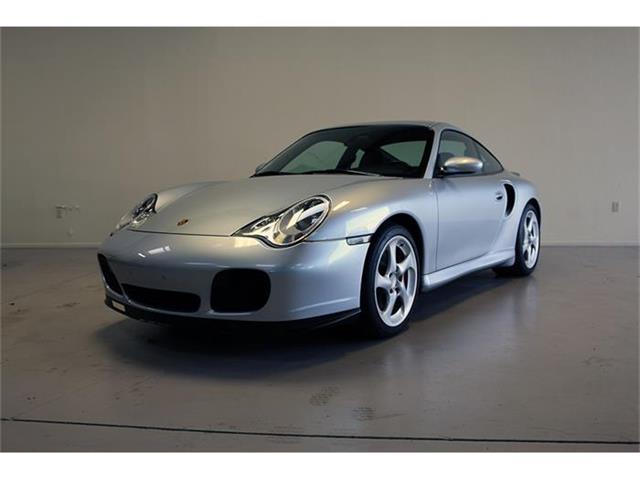 2002 Porsche 911 Turbo | 778553