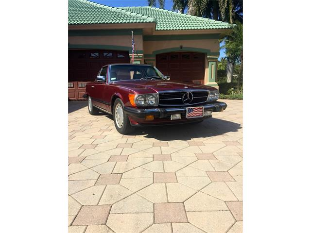 1988 Mercedes-Benz 560SL | 778558
