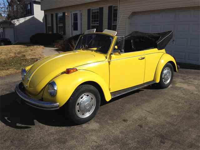1971 Volkswagen Super Beetle | 778561