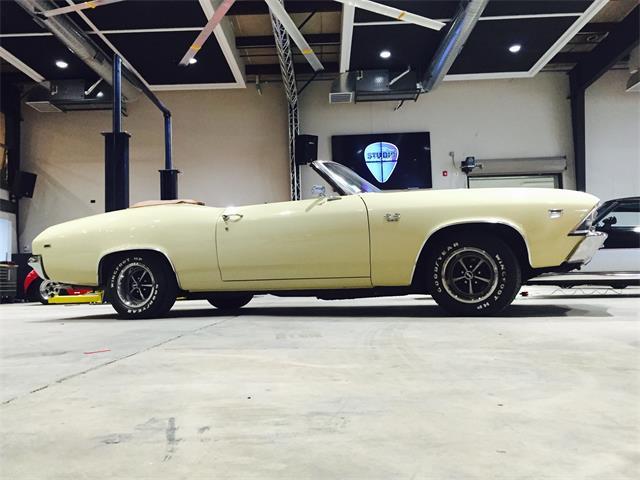 1969 Chevrolet Chevelle | 778574