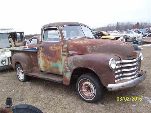 1950 Chevrolet 1/2 Ton Pickup | 778622