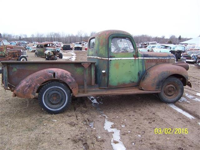 1946 Chevrolet 1/2 Ton Shortbox | 778623
