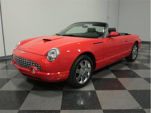 2002 Ford Thunderbird | 778658