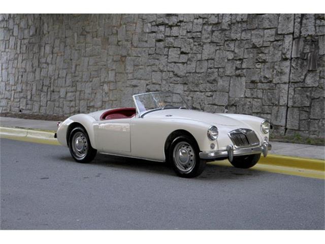 1957 MG MGA | 778660