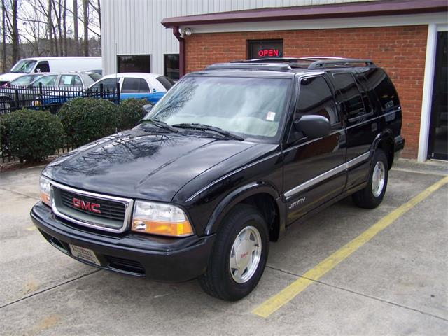 1999 GMC Jimmy SLE Premium | 778727