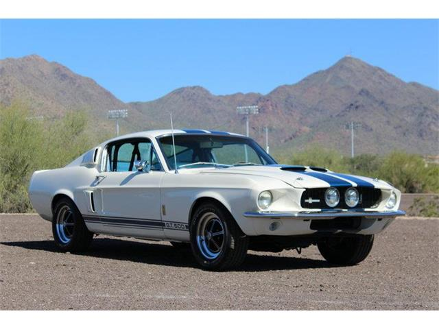 1967 Ford Mustang | 778731