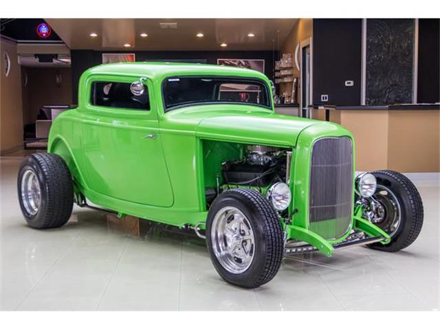 1932 Ford 3-Window Coupe Street Rod | 778741