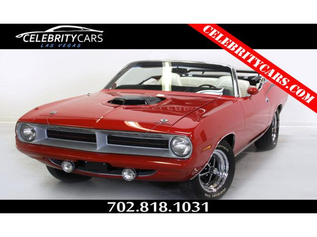 1970 Plymouth Barracuda | 778754
