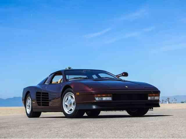 1985 Ferrari Testarossa | 778764