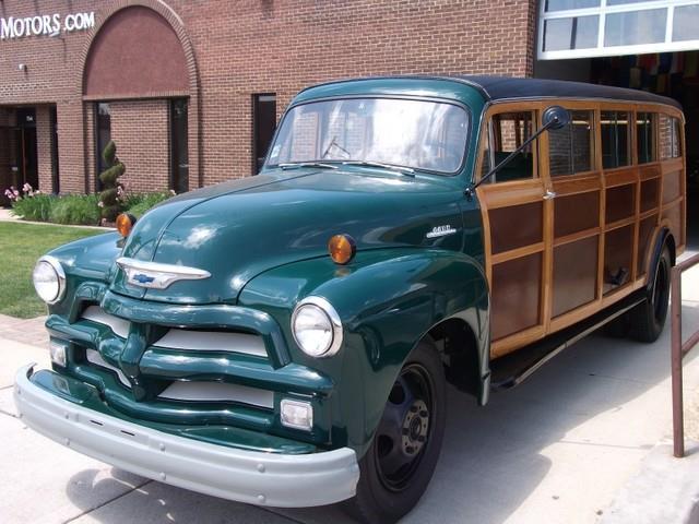 1954 Chevrolet 4400 | 770877