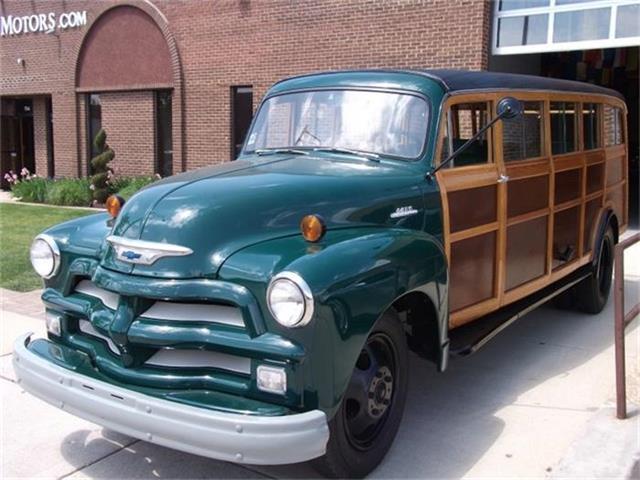 1954 Chevrolet 4400   770877