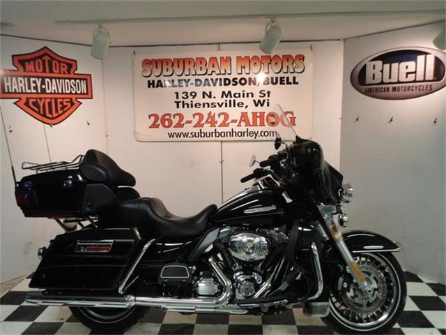 2013 Harley-Davidson® FLHTK - Electra Glide® Ultra Limited | 778770