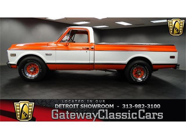 1972 GMC 2500 | 778786