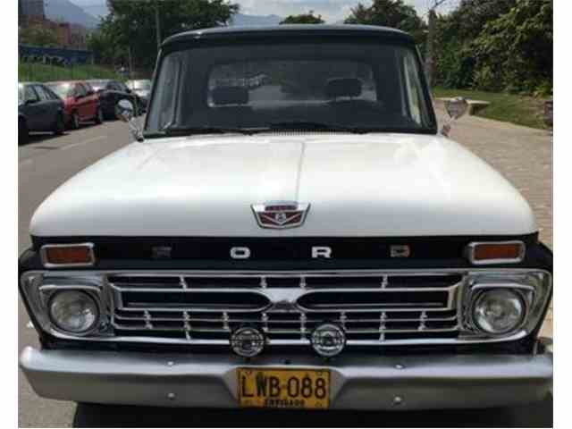 1966 Ford F100 | 778788