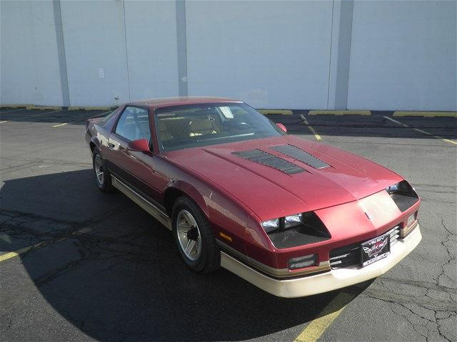 1987 Chevrolet Camaro | 778802