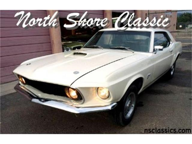 1969 Ford Mustang | 778839