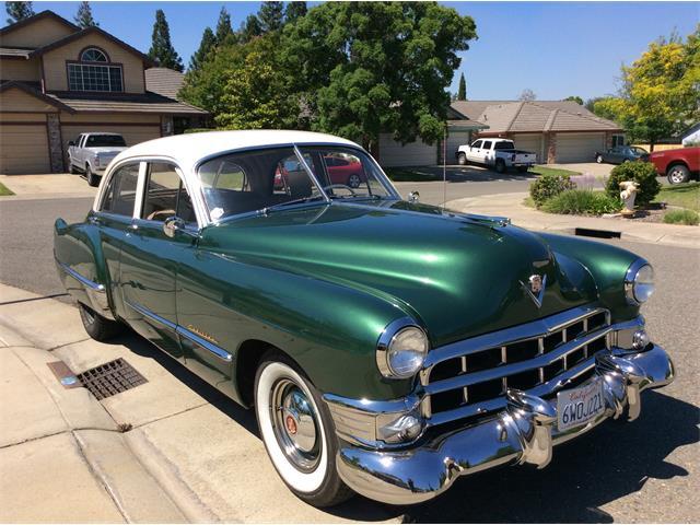 1949 Cadillac Sedan | 778842