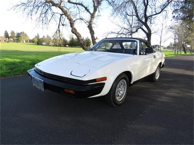 1979 Triumph TR7   778860