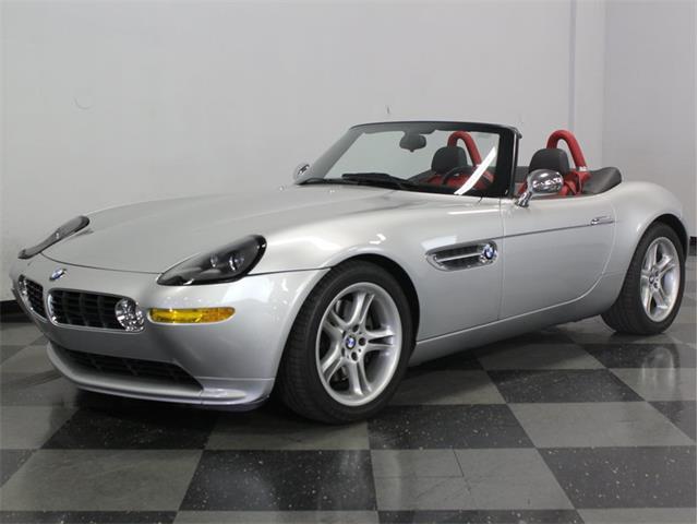 2000 BMW Z8 | 778897