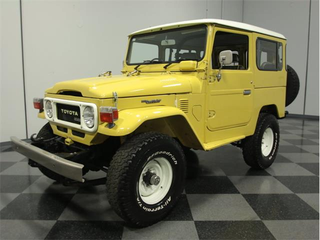 1979 Toyota BJ41 Land Cruiser | 778898
