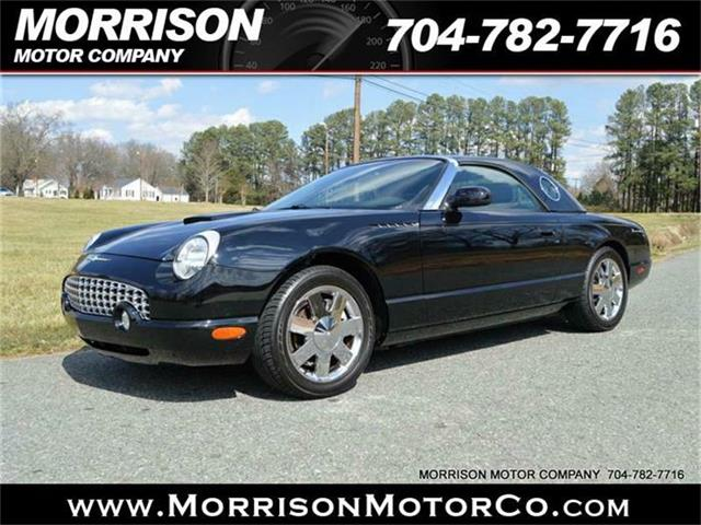 2002 Ford Thunderbird | 778901