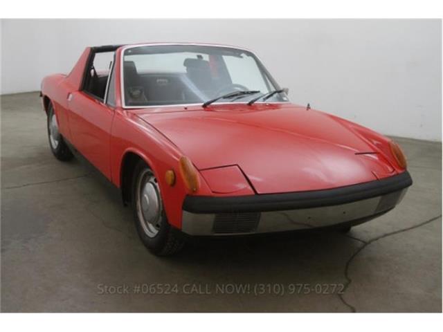 1973 Porsche 914   778950