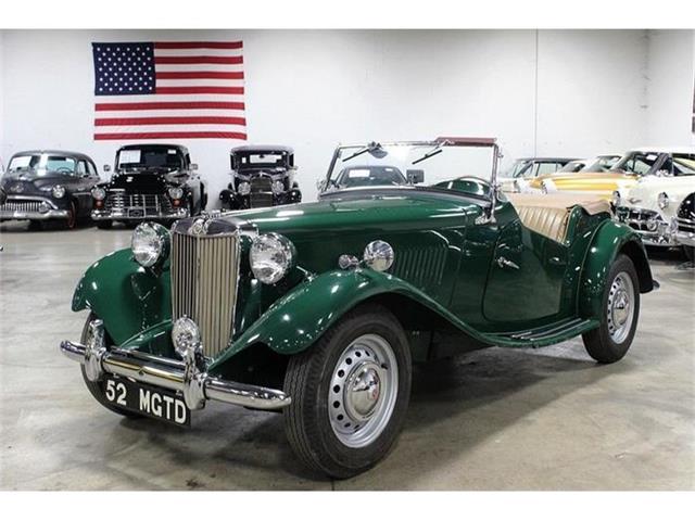 1952 MG TD | 778953
