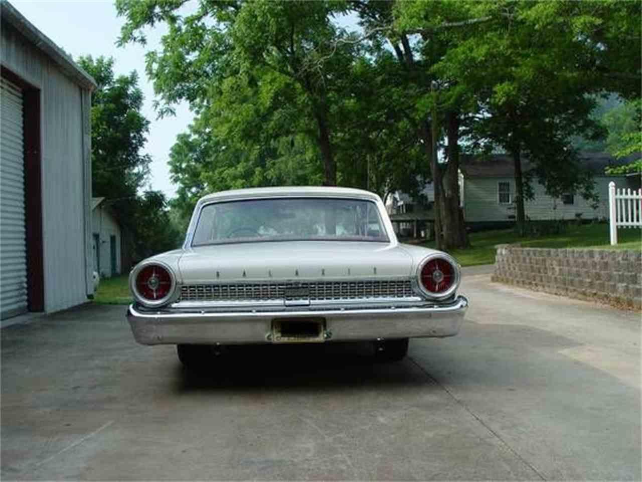 1963 ford galaxie 289 - Photo 2