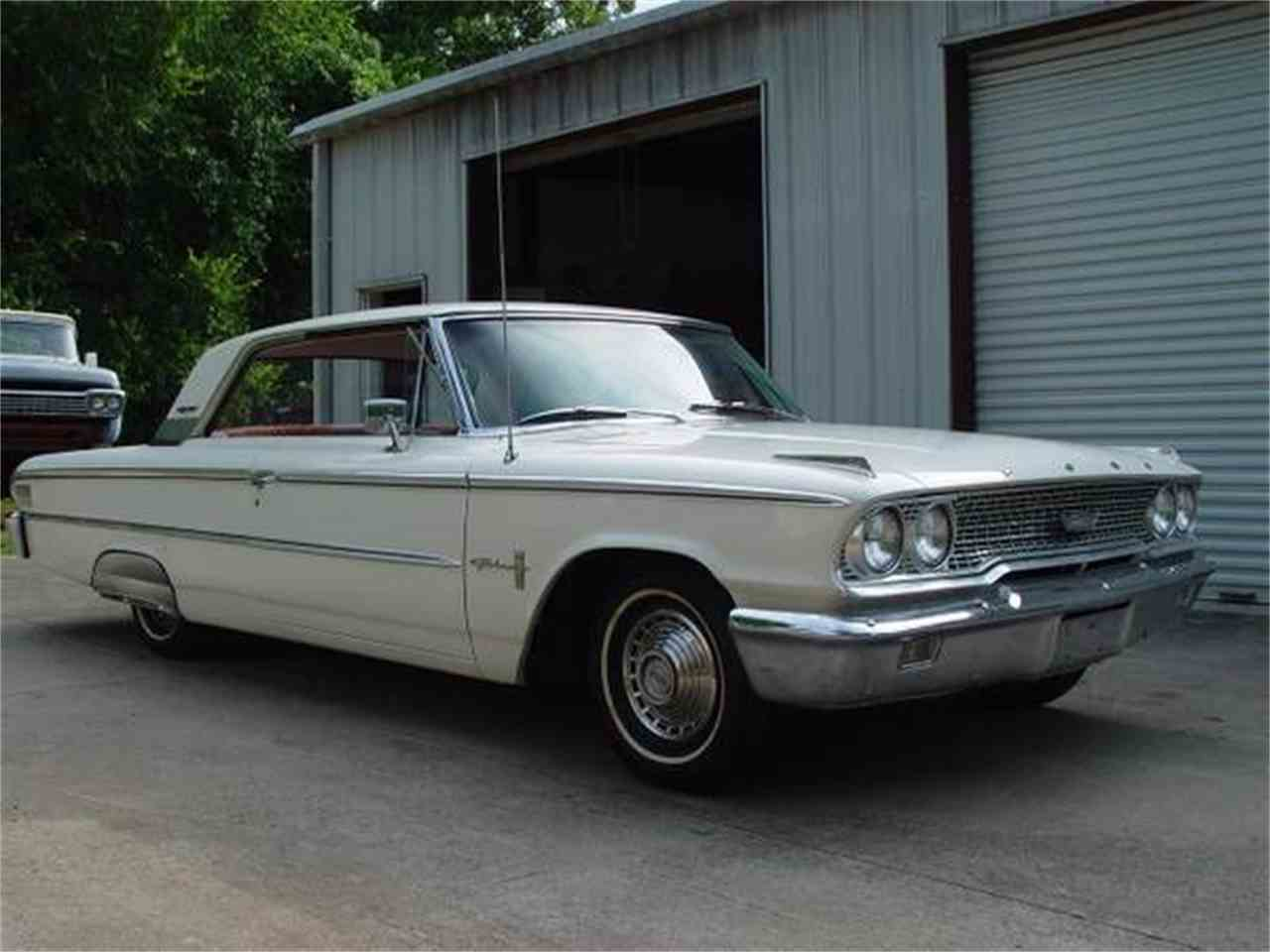 1963 Ford Galaxie 500 for Sale  ClassicCarscom  CC778964