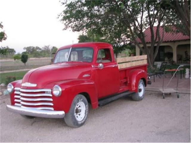 1953 Chevrolet 3600 | 778967