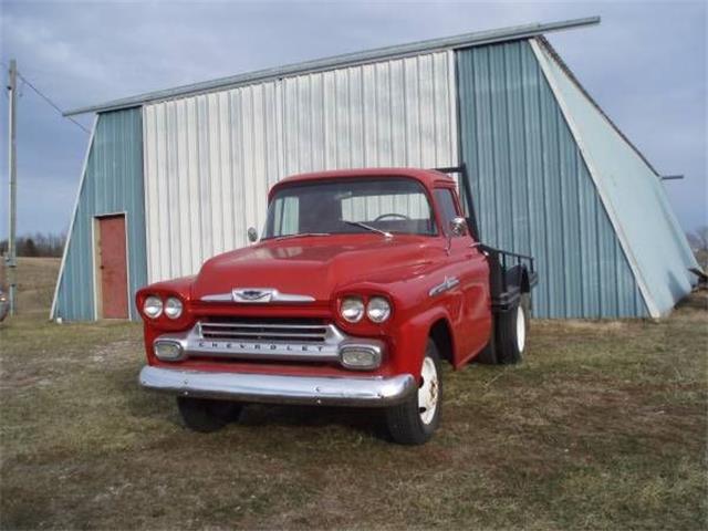 1958 Chevrolet 3600 | 778969