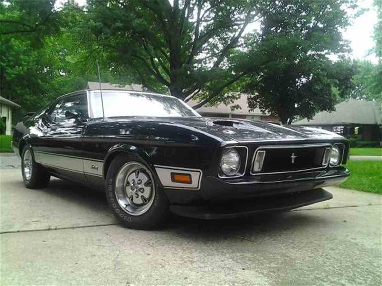 Large Picture of '73 Mustang - GP23