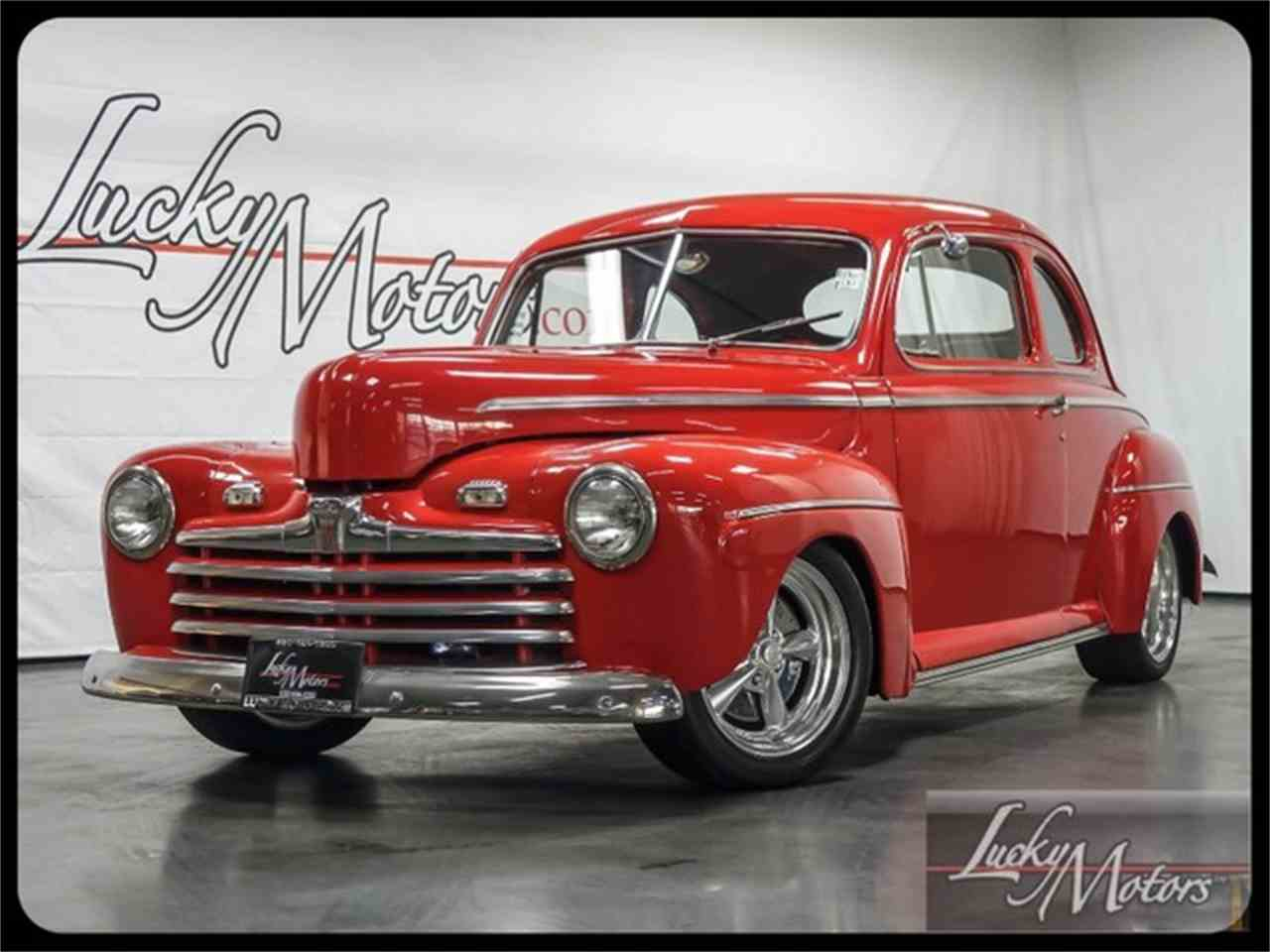 1946 Ford Coupe For Sale Classiccars Com Cc 770898