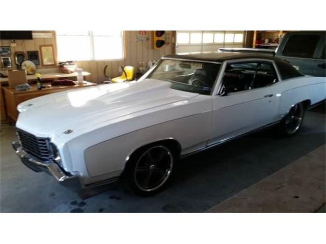1972 Chevrolet Monte Carlo | 778981