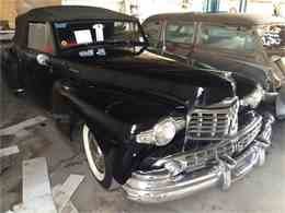 1948 Lincoln Continental for Sale - CC-770090