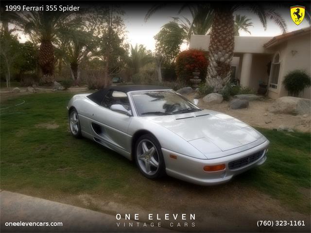 1999 Ferrari 355 | 779026