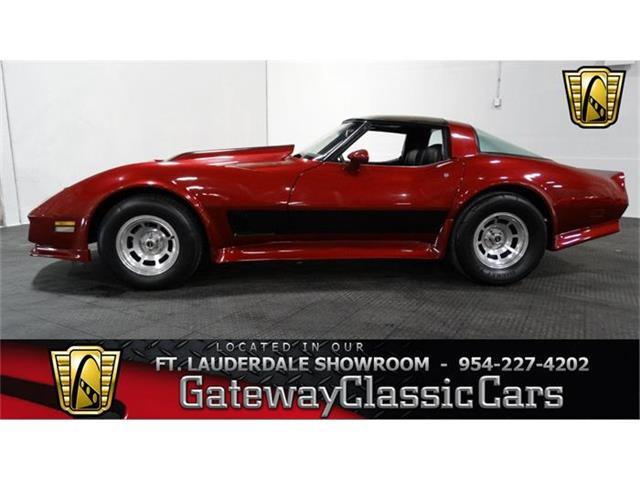 1981 Chevrolet Corvette | 779044