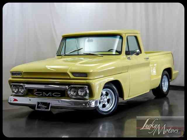 1965 GMC Pickup Pro Touring Supercharged 454ci | 770911
