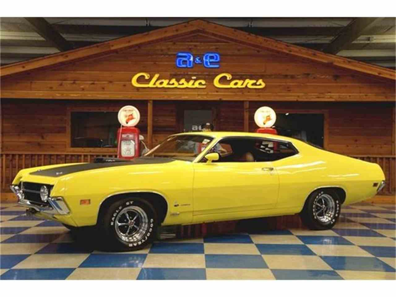 1970 Ford Torino for Sale - CC-779121