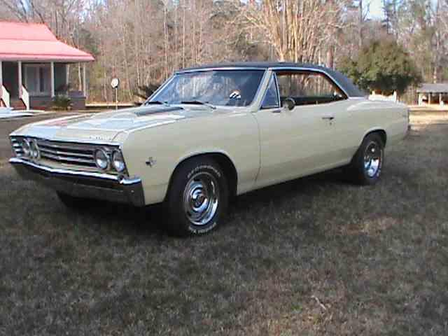 1967 Chevrolet Chevelle | 779123