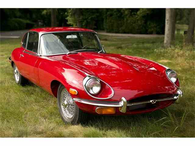 1969 jaguar e type for sale on 16 available. Black Bedroom Furniture Sets. Home Design Ideas