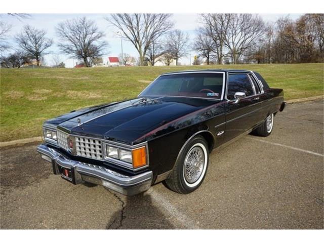 1984 Oldsmobile Regency 98 | 770922