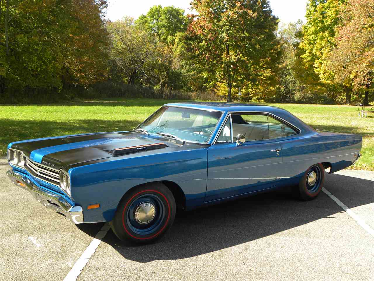 1969 plymouth road runner for sale cc 779256. Black Bedroom Furniture Sets. Home Design Ideas