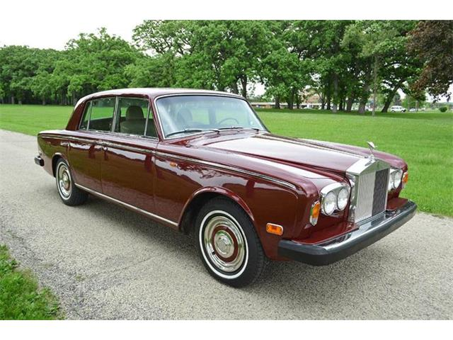 1973 Rolls-Royce Silver Shadow | 779262