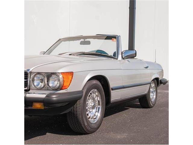 1981 Mercedes-Benz 380SL | 779275