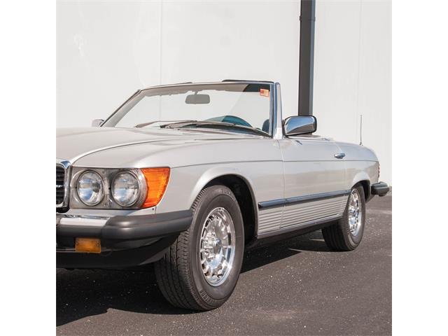 1981 Mercedes-Benz 380SL | 779275