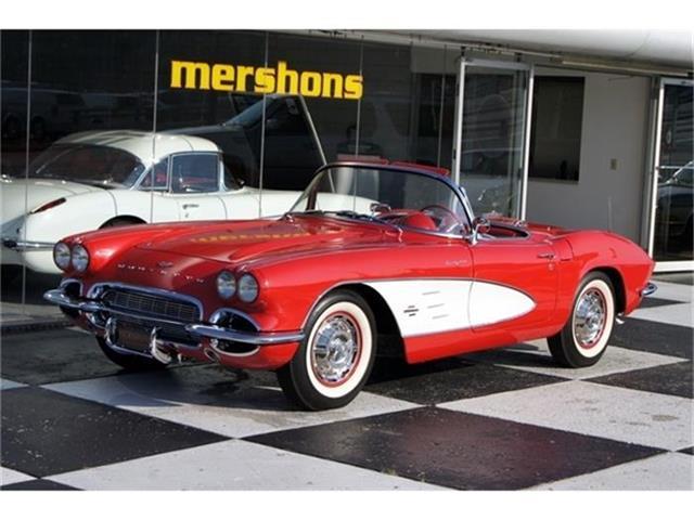 1961 Chevrolet Corvette | 779280