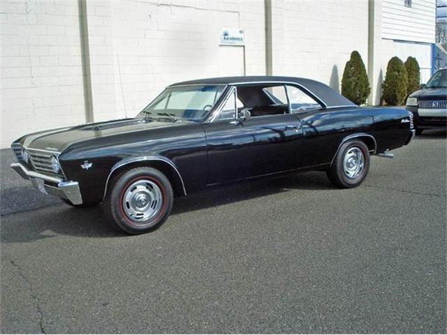 1967 Chevrolet Chevelle Malibu | 779303